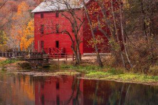 H1520D - Hammond, David - Alley Springs Mill
