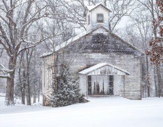 H1534D - Hammond, David - Vintage Church