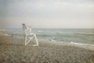 R1209D - Ryan, Brooke T. - Lifeguard Chair at Dawn