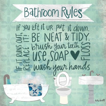 SBKA2511 - Doucette, Katie - Bathroom Rules