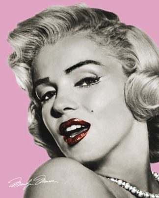 U680 - Unknown - Marilyn Monroe - Lips