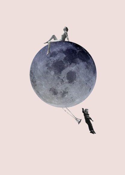 MF969-0384 - Design Fabrikken - Moon Jump