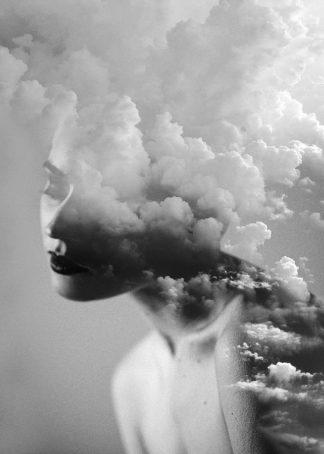 MF969-0704 - Design Fabrikken - Cloudy Mind