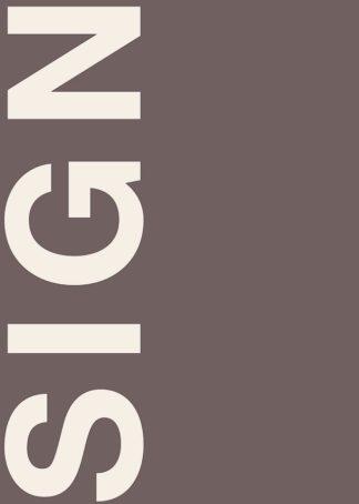 MF969-0794 - Design Fabrikken - Sign