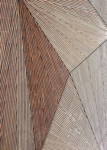 MF969-1102 - Design Fabrikken - Wooden Structure