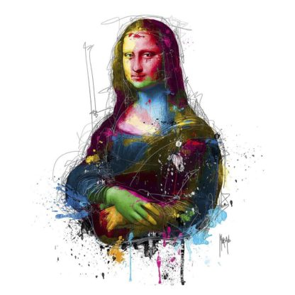 IG6866 - Murciano, Patrice - Da Vinci Pop