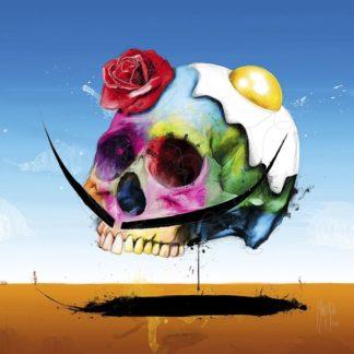 IG7451 - Murciano, Patrice - Surreal Skull