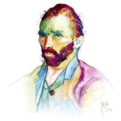 IG7455 - Murciano, Patrice - Van Gogh