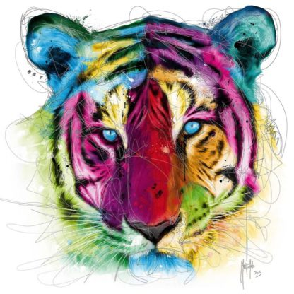 IG7768 - Murciano, Patrice - Tiger Pop