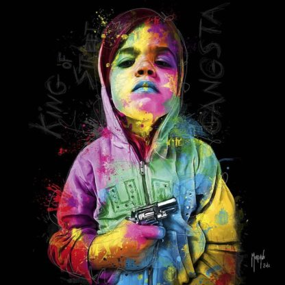 IG7899 - Murciano, Patrice - Gangsta Child, King of Street