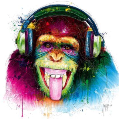 IG8093 - Murciano, Patrice - DJ Monkey