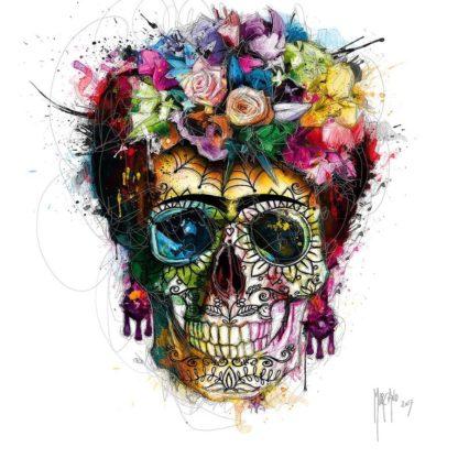 IG8550 - Murciano, Patrice - Frida Skull
