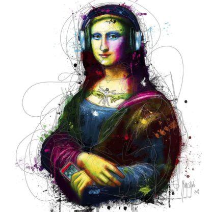 IG8551 - Murciano, Patrice - Mona Lisa's Song