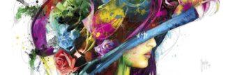 IG8983 - Murciano, Patrice - Romantic Flowers I