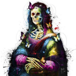 IG9261 - Murciano, Patrice - Da Vinci Skull