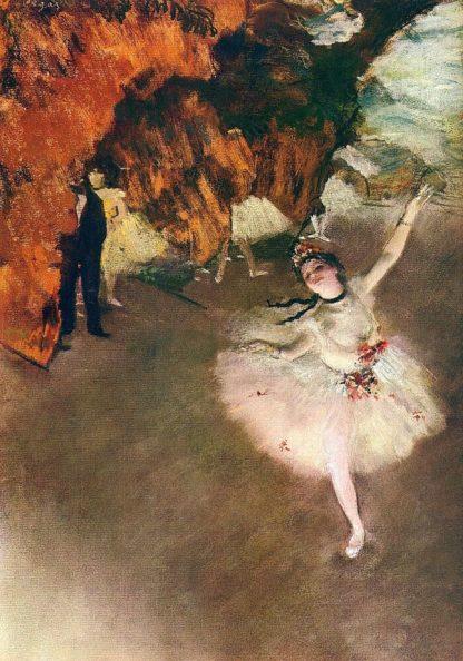 D1998D - Degas, Edgar - Ballet - l'étoile (Rosita Mauri)