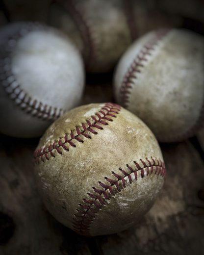 F747D - Fielding, Edward M. - Old Baseball