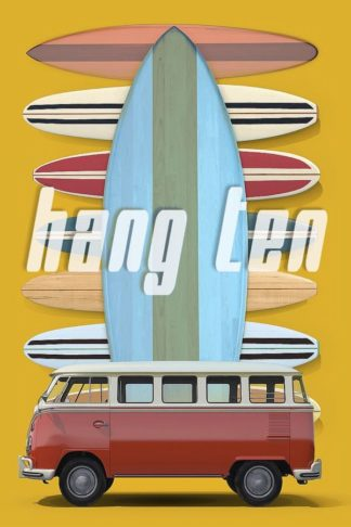 F751D - Fielding, Edward M. - Hang Ten