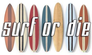 F765D - Fielding, Edward M. - Surf of Die