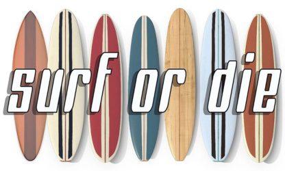 F765D - Fielding, Edward M. - Surf of Die
