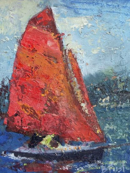 F771D - Forst, Beth A. - Red Sail