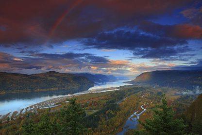 H1540D - Hodges, Randall J. - Columbia River Gorge, Oregon