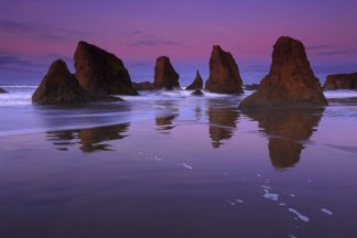 H1545D - Hodges, Randall J. - Sea Stacks 2, Bandon