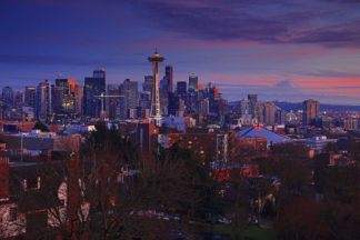 H1559D - Hodges, Randall J. - Sunset Seattle