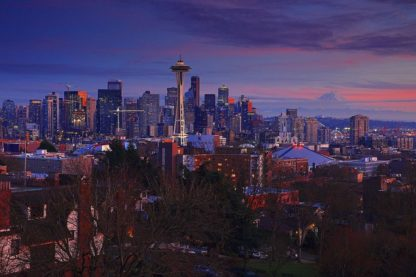 H1559D - Hodges, Randall J. - Sunset Seattle