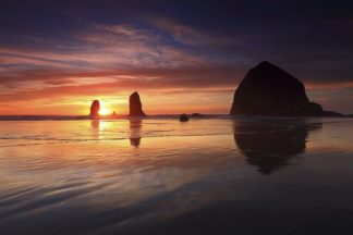 H1568D - Hodges, Randall J. - Haystack Rock, Oregon