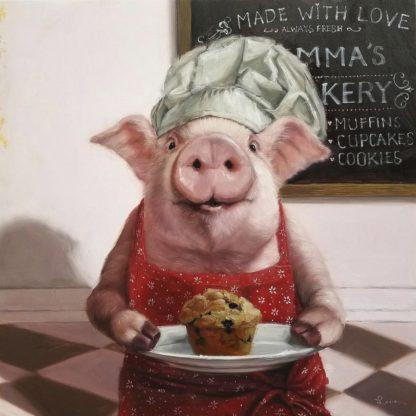 H1572D - Heffernan, Lucia - Pinkies Bakery