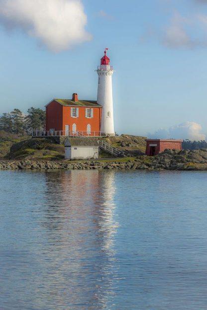 O341D - Oldford, Tim - Lighthouse Reflection