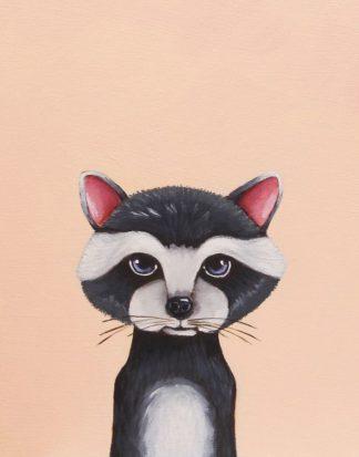 S1783D - Stewart, Lucia - Baby Raccoon