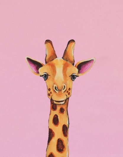 S1786D - Stewart, Lucia - Baby Giraffe