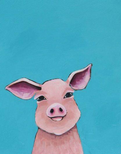 S1787D - Stewart, Lucia - Little Pig