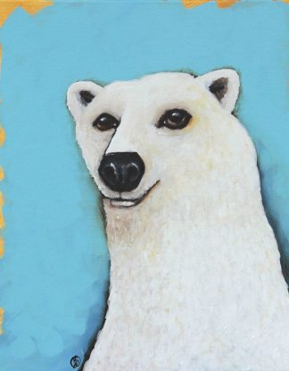 S1791D - Stewart, Lucia - The Cute Polar Bear