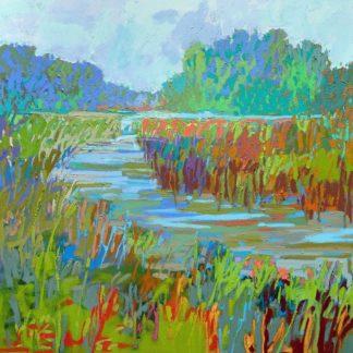 S1810D - Schmidt, Jane - A Bend in the River