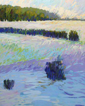 S1814D - Schmidt, Jane - When It Snows
