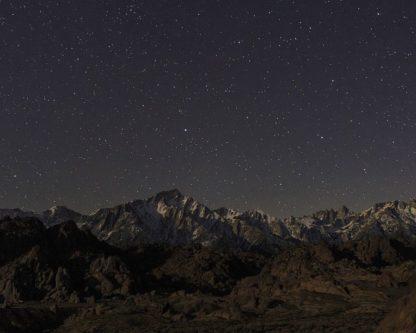 S1818D - Severn, Shawn/Corinne - Mount Whitney Moon & Stars