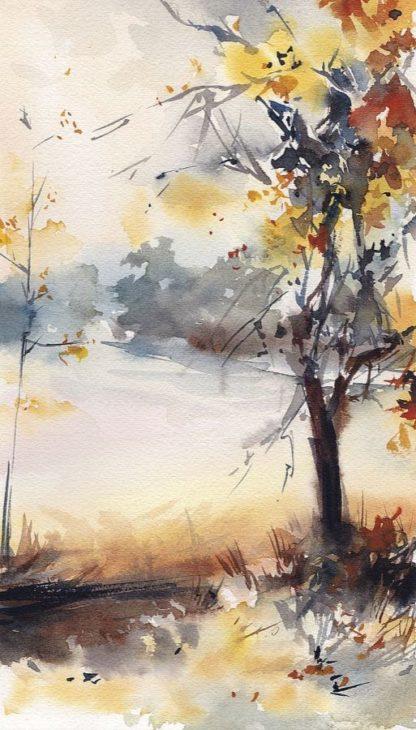 SBSV518 - Rodionov, Sophia - Fall Foliage II