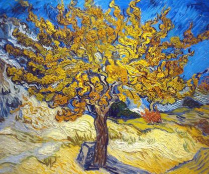 V729D - Van Gogh, Vincent - The Mulberry Tree
