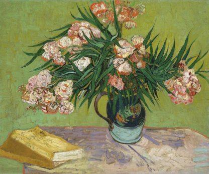 V734D - Van Gogh, Vincent - Oleanders, 1888