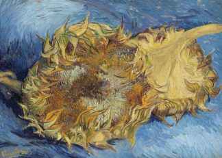 V735D - Van Gogh, Vincent - Sunflowers, 1887