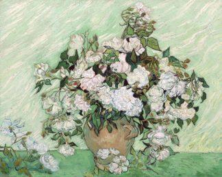 V737D - Van Gogh, Vincent - Roses, 1890