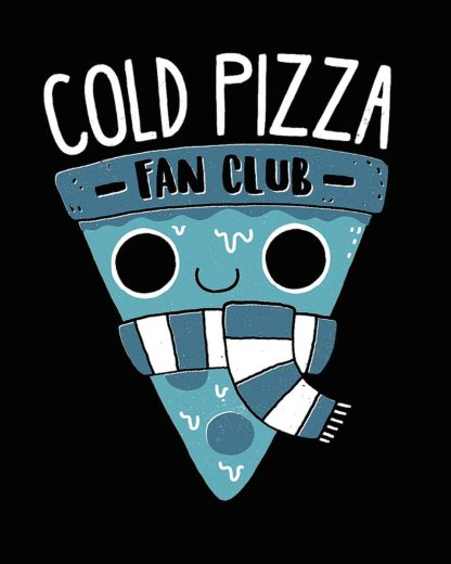B3769D - Buxton, Michael - Cold Pizza Fan Club