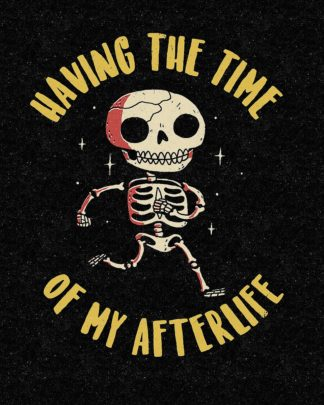 B3777D - Buxton, Michael - The Time of My Afterlife