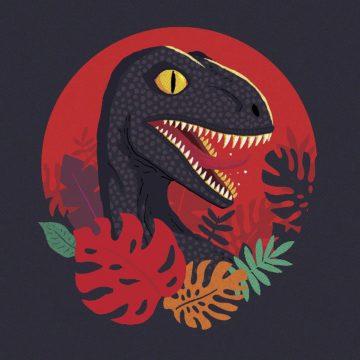 B3778D - Buxton, Michael - Tropic Raptor