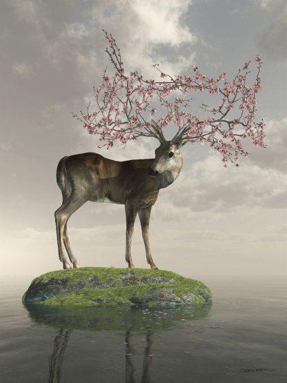D2025D - Decker, Cynthia - The Guardian of Spring