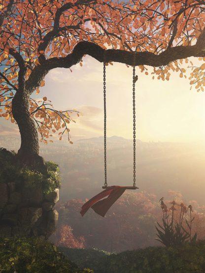 D2026D - Decker, Cynthia - Tree Swing