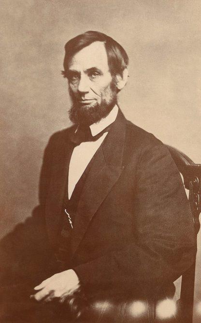 G2061D - Gardner, Alexander - Abraham Lincoln, 1861